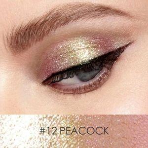 Focallure Makeup - Duochrome Glitter & Glow Lqd Eyeshadow Peacock
